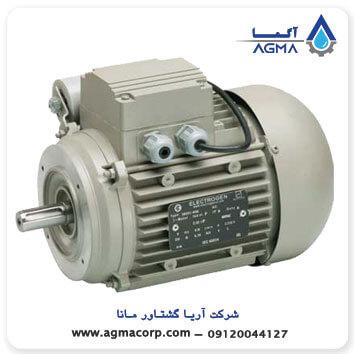 الکتروموتور تکفاز الکتروژن