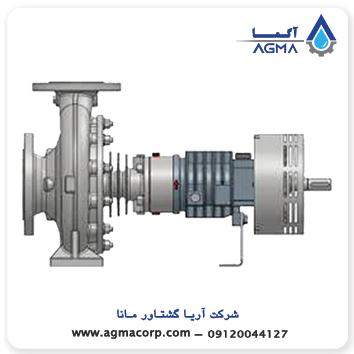 قیمت پمپ روغن داغ ایران البرز