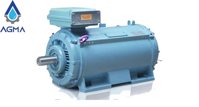 الکتروموتور-ABB-آب-خنک