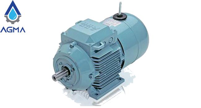 الکتروموتور-ABB-ترمزدار