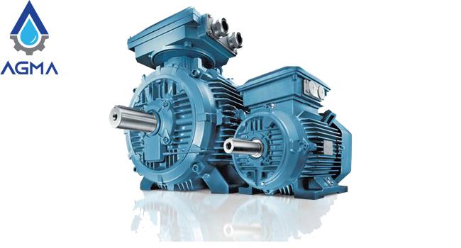 انواع-الکتروموتور-ABB