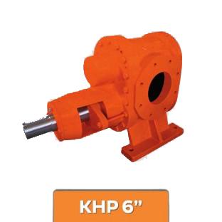 فروش پمپ دنده خارجی کوپار (Kupar) مدل KHP 6