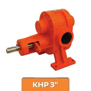 فروش پمپ دنده خارجی کوپار (Kupar) مدل KHP 3