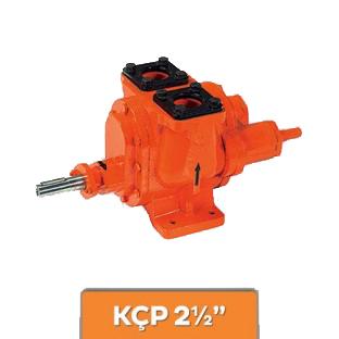 فروش پمپ دنده خارجی کوپار (Kupar) مدل KCP 2.1/2