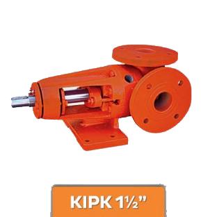 فروش پمپ دنده ماه و ستاره کوپار Kupar مدل KIPK 1.1/2